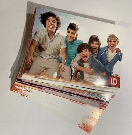Cromos One Direction