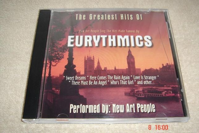The Greatest Hits of Eurytmics - original CD