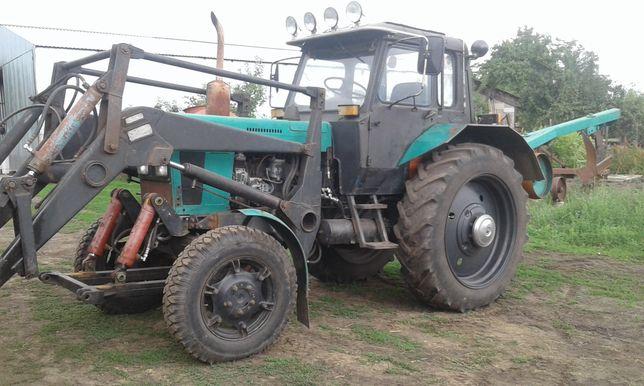 Продам трактор МтЗ 82.1 и 3-х корпусний плуг