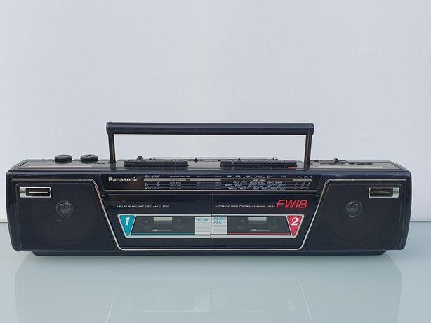 Panasonic RX-FW18 Radiomagnetofon AM/FM 1985