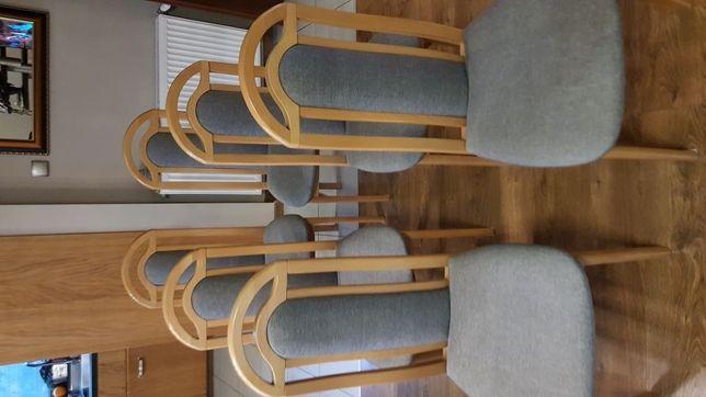 Krzesła ( 6 szt. ) BUK DREWNIANE