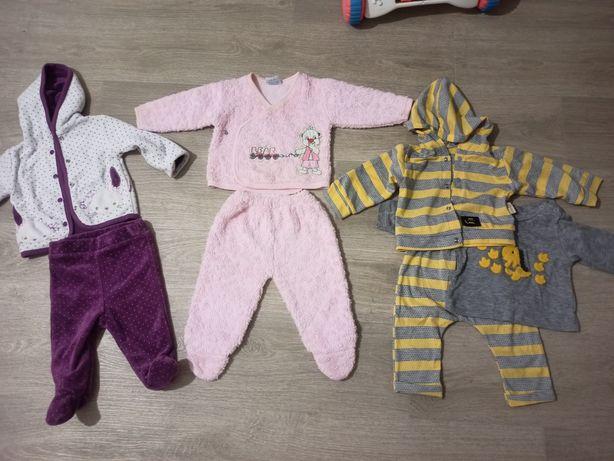 Детские вещи, 0-3 месяца