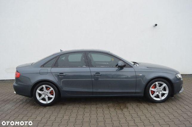 Audi A4 2,7Tdi 190Ps/S Line/2009r/Led/Zarejestrowana/Zadbana