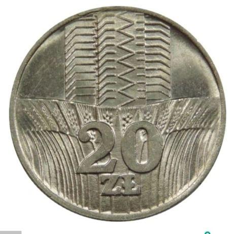 20 zł z kłosami 1973