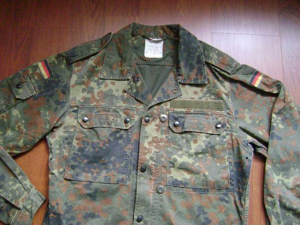 Kurtka wojskowa niemiecka