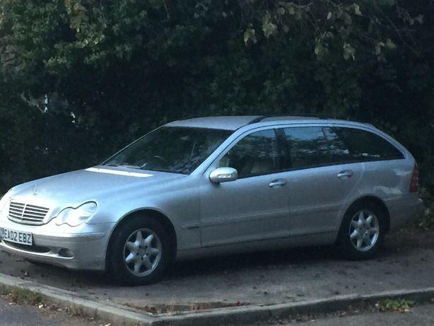 Mercedes C220 peças