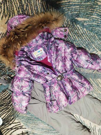 Зимний костюм Diva 5-6 л