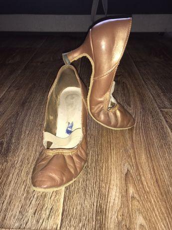 Туфли стандарт для бальных танцев женские 23,5 см