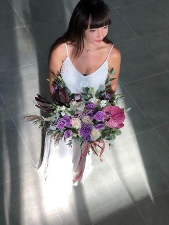 Брендовое свадебное платье, новое