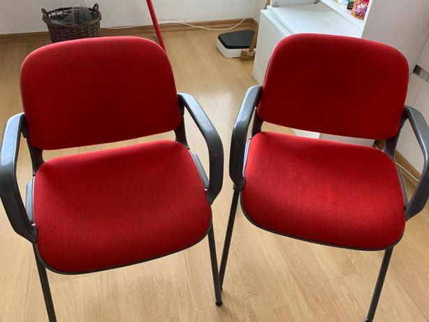 Cadeiras de Consultório / Sala de Espera