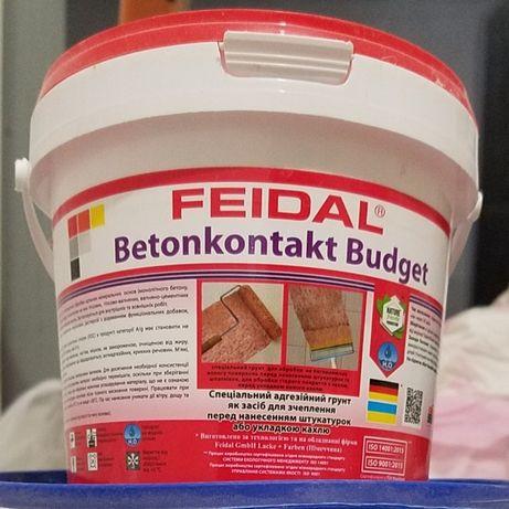 Бетонконтакт Feidal Betonkontakt budget (остаток 0,8кг)