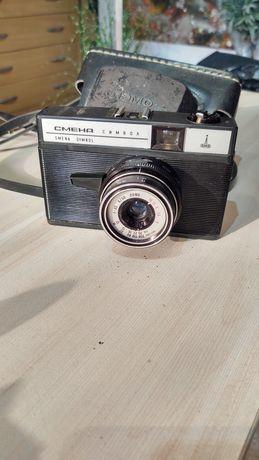 Sprzedam radziecki małoobrazkowy kompaktowy aparat fotograficzny
