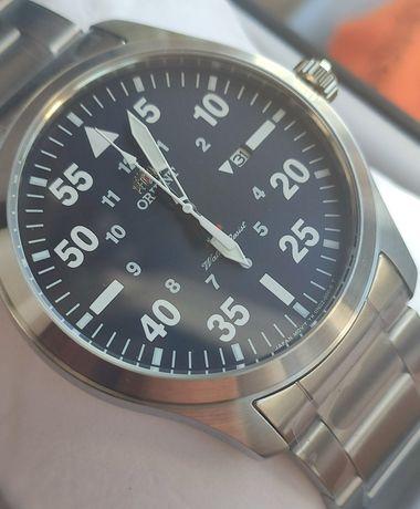 Orient aviador seiko Omega Tissot Rolex Longines