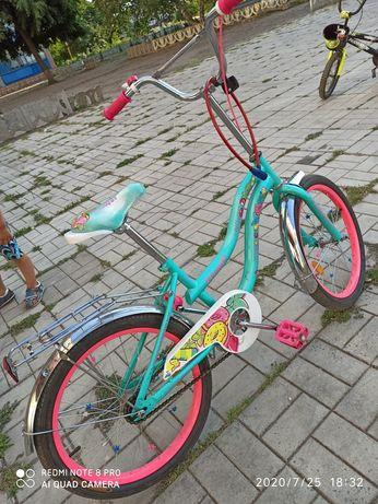 Продам подростковый велосипед для девочки