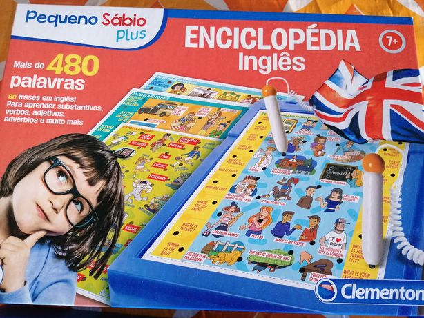 Enciclopédia Inglês