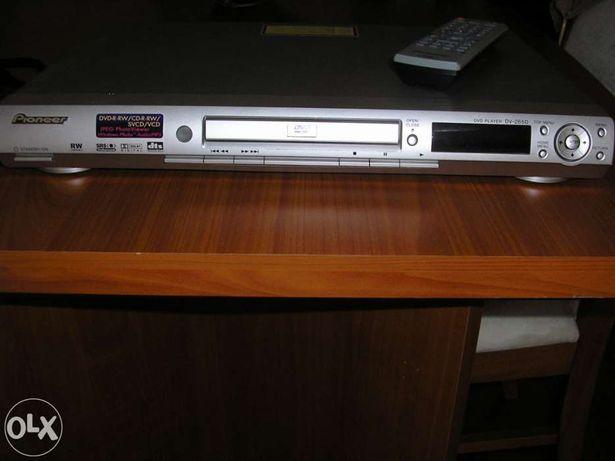 Leitor dvd/cd Pioneer avariado