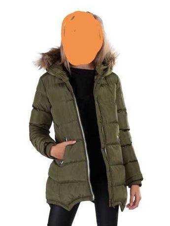 Kurtka dziewczęca jesień-zima firmy TXM rozm. 120cm