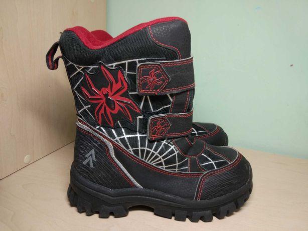 Ботинки сапоги зимние для мальчика