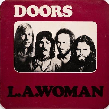 Продам редкую пластинку Doors – L.A. Woman-UK-1971