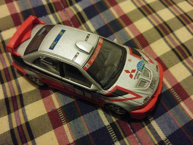 Miniatura Mitsubishi lancer