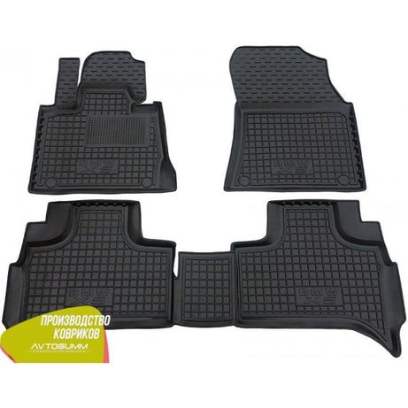 Ворсовые/Резиновые коврики в салон*BMW* X5 (E53/E70/F15) E34/E36/E39/