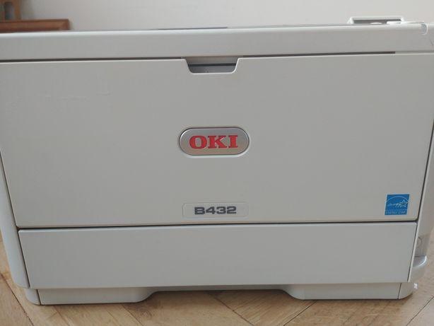 Drukarka laserowa OKI 432