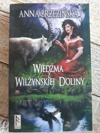 Wiedźma z Wilżyńskiej Doliny. Anna Brzezińska