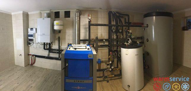 Монтаж систем опалення, водопостачання та водовідведення