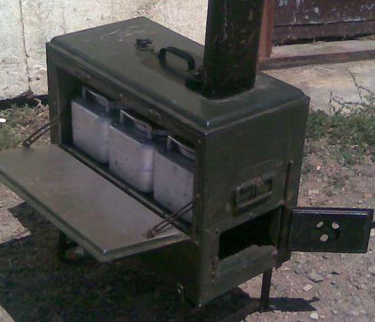 Кухня армейская советская МК 10