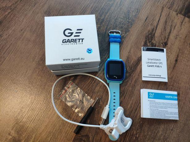 Garett kids 4 smartwatch niebieski