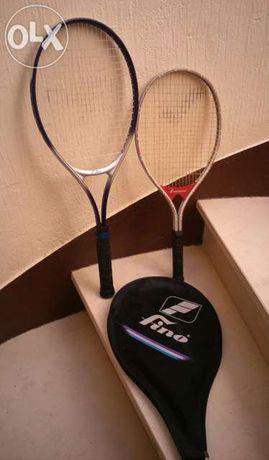 2 Raquetes