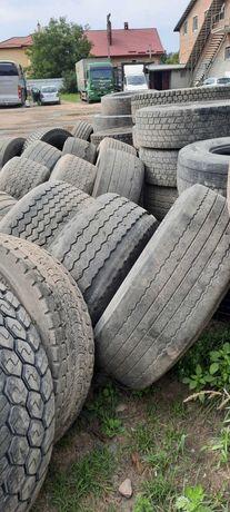 Вантажні шини на утилізацію