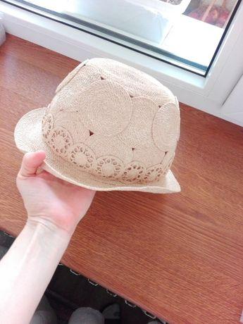 Плетёная шляпка Франция
