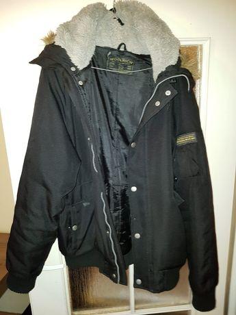 Kurtka męska zimowa XL za chusteczki