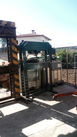 Prensa hidráulica de 60 ton