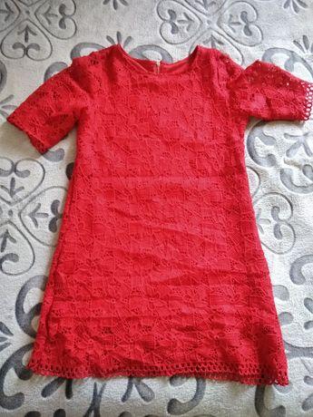 Сукня червона, 50 розмір