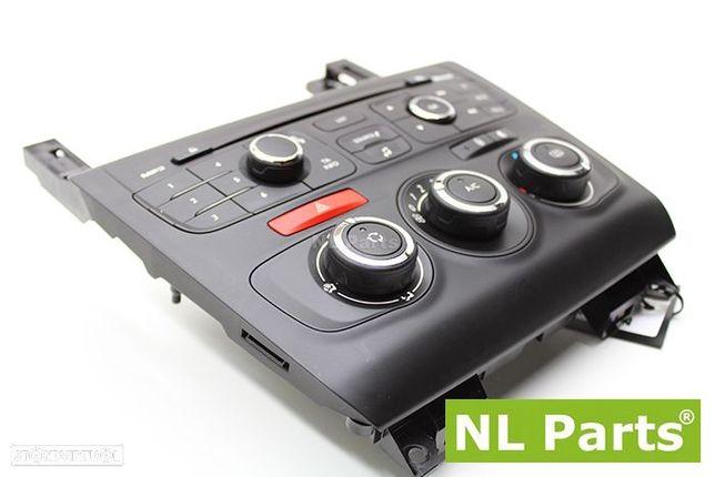 Comando do rádio Citroen C4 98040764zd