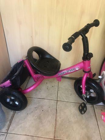 Продам детский  трехколесный велосипед Super Trike