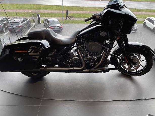 Wynajem Harley Davidson Street Glide Special 2021 Bez BIK i KRD