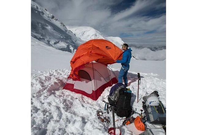 Палатка msr 2