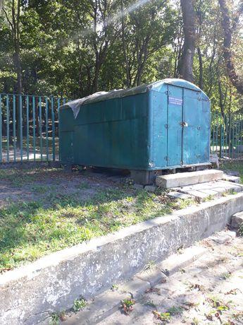Вагончик будівельний (кунг) 16000 грн.
