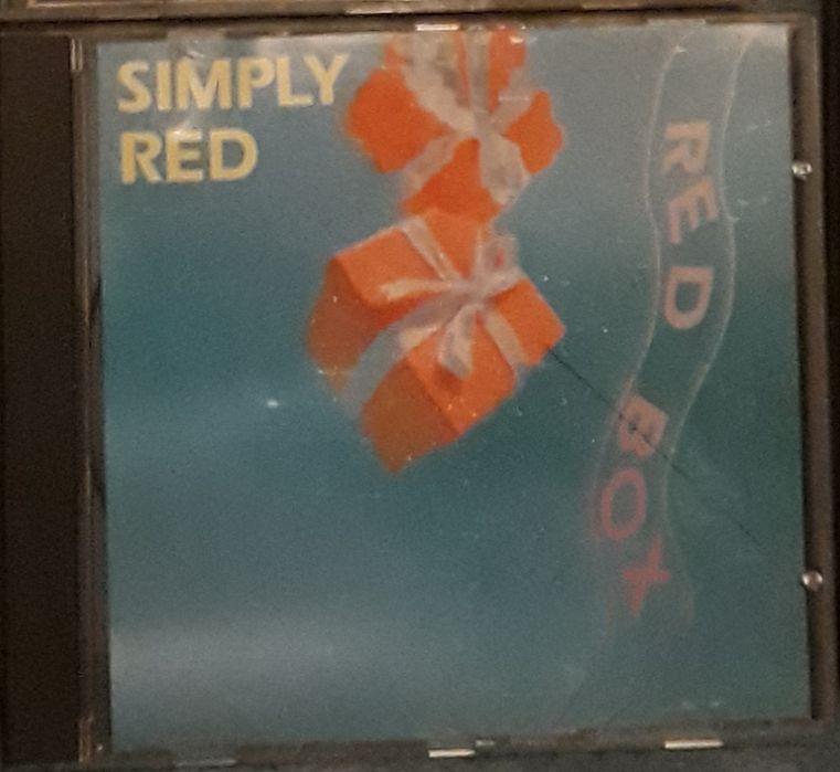 CD Simply Red - Red Box RARIDADE Olivais - imagem 1