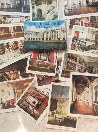 Комплект открыток «Эрмитаж»