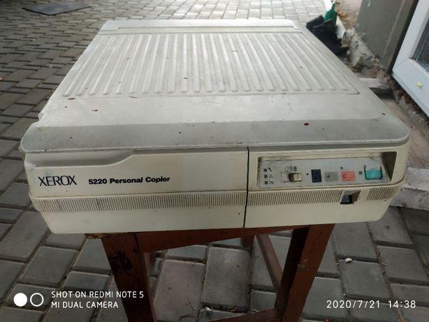 XEROX 5220 copir
