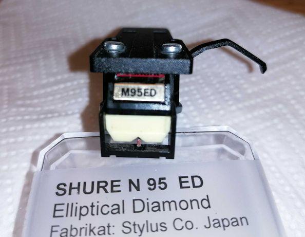 wkładka/system do gramofonu Shure M95ED + head shell