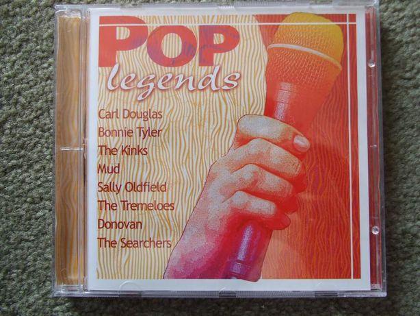 Pop Legends Składanka CD Oryginalni wykonawcy !