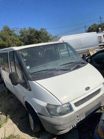 Ford Transit para peças