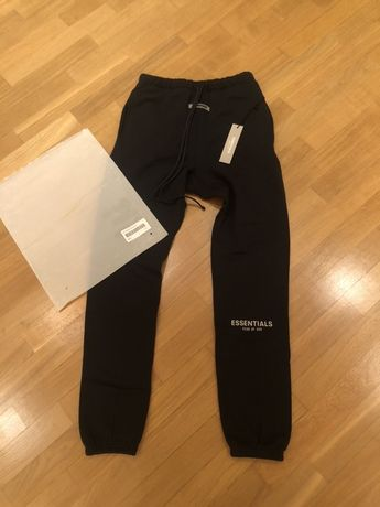Штаны Fear Of God essentials (off white)