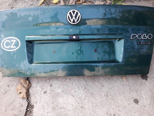 Продам крышка багажника Volkswagen polo 1998г.