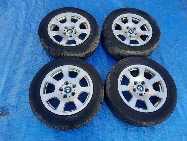 Styling 134 Felgi 16' z oponami 225/55/16 BMW E60 E61 Zima 6mm
